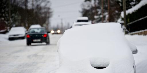 image: Skal bilen stå hjemme over lenger tid?