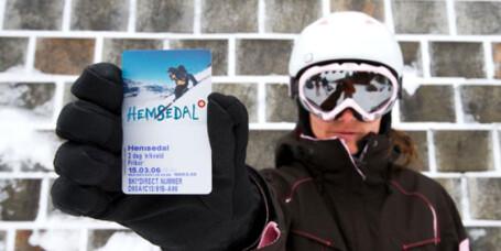 Pass på: Nå kan du kjøre gratis i skibakken