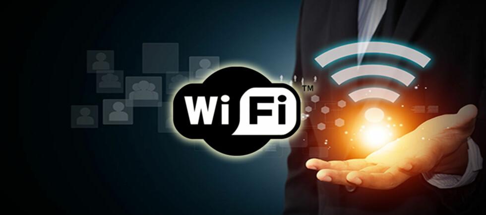 STADIG BEDRE REKKEVIDDE: Med Wi-Fi HaLow er det ikke lenger noe problem å få dekning i hele huset. Foto: Wi-Fi.org/Kaspersky