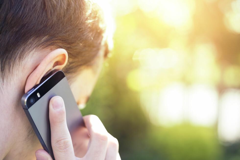 RING, RING: Har du iPhone er det store sjanser for at du ofte tror din ringer, når andres ringer, for mangfoldet av ringetoner er relativt begrensa. Leser du denne artikkelen kan du sette din egen, unike ringetone. Foto: SHUTTERSTOCK / NTB SCANPIX