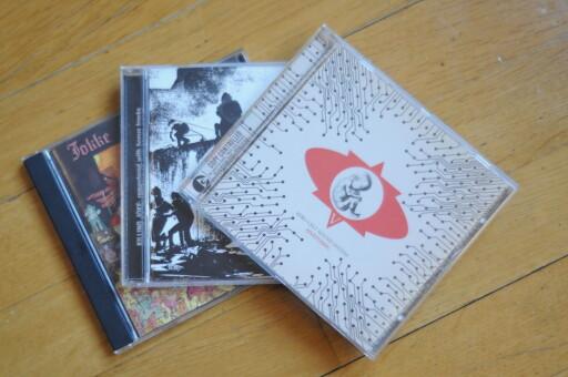 ØKER: Salget av CD-plater har tatt seg opp igjen, selv om vi fortsatt snakker om en svært liten del av musikkmarkedet. Foto: TORE NESET