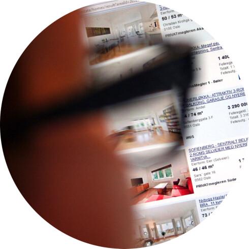 FINNE PÅ FINN: Skal noen finne Finn-annonsene dine, må de være søkbare. Derfor lønner det seg også å lage én annonse per gjenstand, i stedet for lange samleannonser. Foto: OLE PETTER BAUGERØD STOKKE