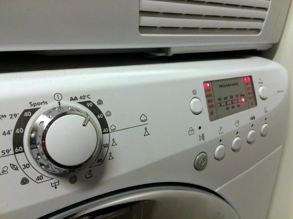 GI HÅNDKLÆRNE EN SKIKKELIG VASK! Husk at håndklær bør vaskes på 60 grader for å bli skikkelig rene - og på 90 grader med jevne mellomrom. Foto: KRISTIN SØRDAL