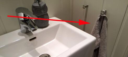 Skifter du håndkle ofte nok?
