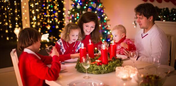 image: Derfor spiser vi klokka 17 på julekvelden