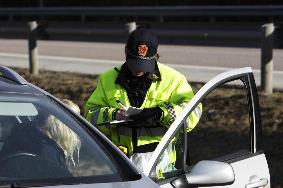 LA TIDEN GÅ: Både straff og konsekvenser er større en taxiregningen om du må ut på farten dagenderpå.  Foto: NTB SCANPIX