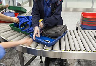 Hva kan du pakke i kofferten og håndbagasjen?