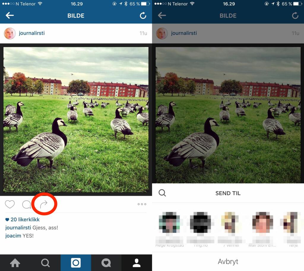 image: 10 kjekke Instagram-triks
