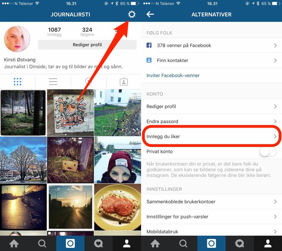 10 kjekke Instagram-triks