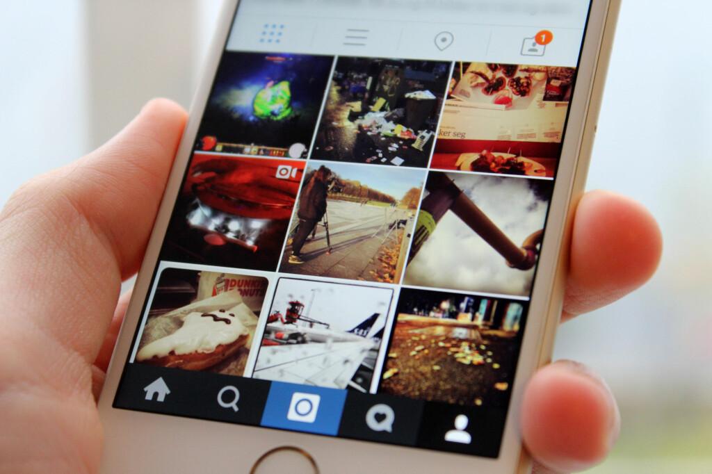 <b>KAN DU ALLE KNEPENE?</b> Instagram er lett å bruke, men det er likevel ganske mange triks du bør lære deg. Foto: KIRSTI ØSTVANG