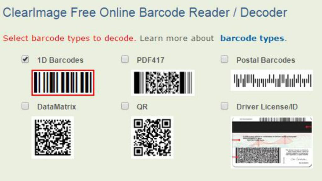STREKKODER: På nettet finnes programvare som gjør at alle kan lese informasjonen. Foto: INLITE RESEARCH