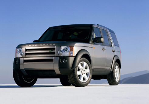 LAND ROVER DISCOVERY Foto: LAND ROVER