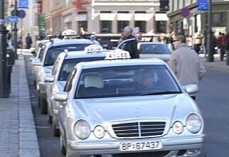 Ny app ønsker å samle alle taxiselskaper under ett