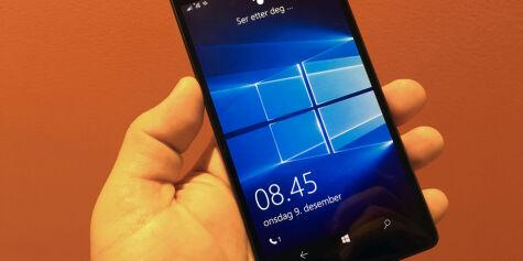 image: Microsoft Lumia 950 XL