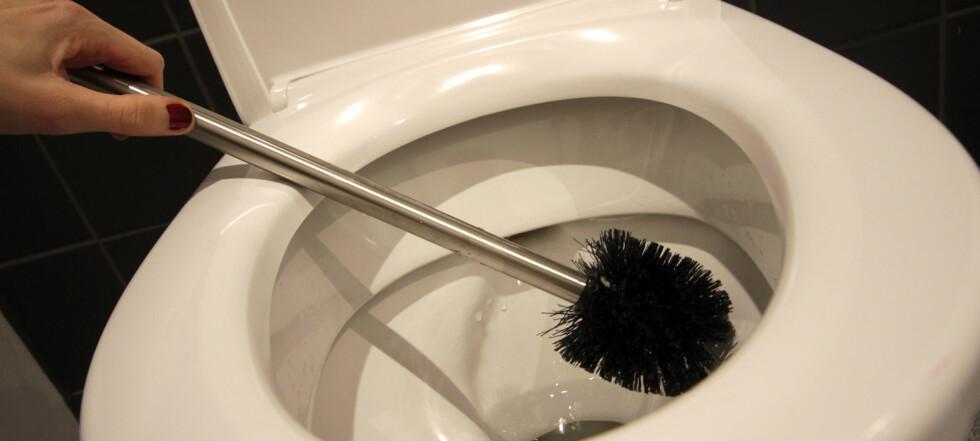 Hvordan vaske dobørsten?