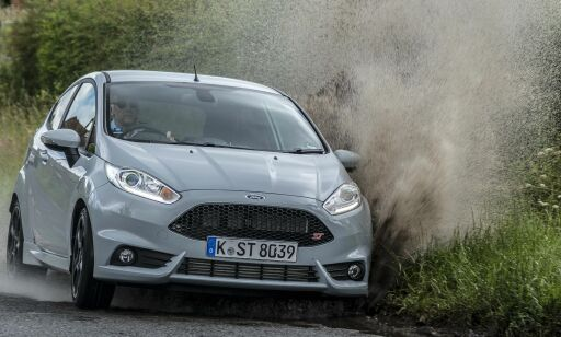 image: Test: Ford Fiesta ST200