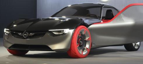 Opel GT Concept 2016 vekker oppsikt