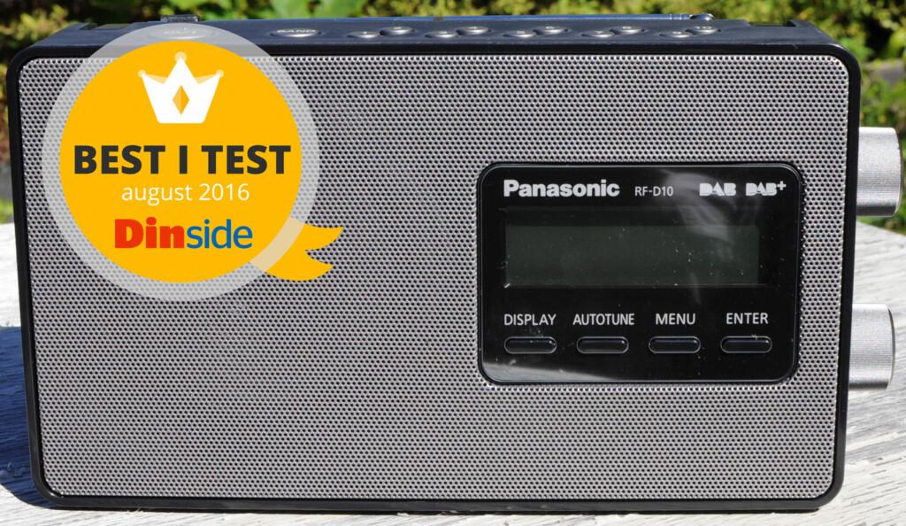 image: Fem DAB-radioer i budsjettklassen