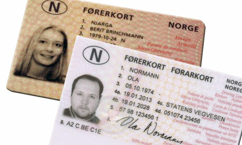 image: Har førerkortet gått ut på dato? Dette må du passe på!
