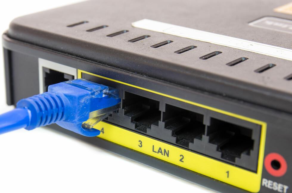 TOPPERS I 2000: For femten år siden kunne Hallvard Hatlestad som Telenors første private ADSL-kunde kose seg med bredbånd på St. Hanshaugen i Oslo. Foto: SHUTTERSTOCK/SCANPIX NTB