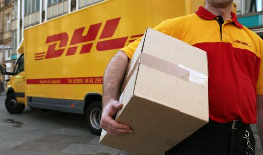 LEVERES NESTE DAG: Budselskapene kan hente og levere på spesifisert adresse, og leverer på døra dagen etter avhenting. Foto: AP/NTB SCANPIX