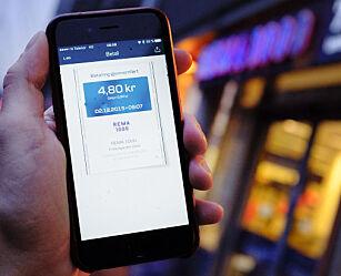 image: Vi har prøvd mCash på Bunnpris og MobilePay på Rema 1000
