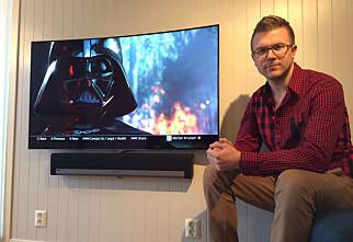 Innbrenning på Oled-TV: Morten opplevde marerittet