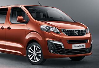 Volkswagen Caravelle og Multivan får tre nye konkurrenter