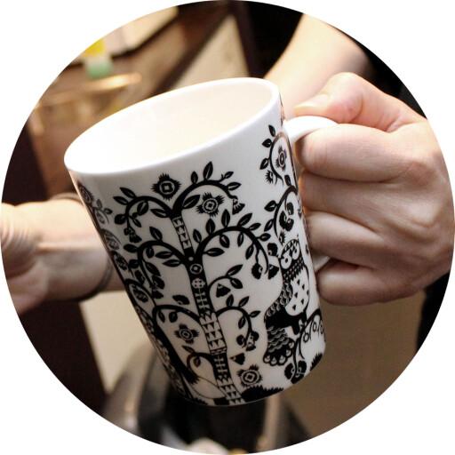 ØNSKER SEG IKKE: Ting skapet allerede er fullt av, som kaffekopper. Foto: OLE PETTER BAUGERØD STOKKE