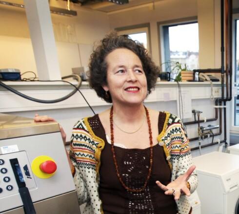 Ingun Grimstad Klepp, forsker i Statens institutt for forbruksforskning (Sifo). Foto:  NILS BJÅLAND / VG  / NTB SCANPIX