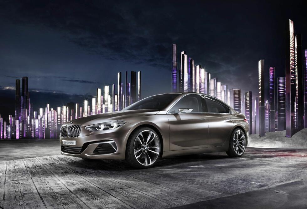 SPORTY STIL: Designsjefen for BMW-merket, Karim Habib, har greid å tolke klassisk BMW-design på en tidsriktig måte, synes vi. Som den første 6-serien  Foto: BMW