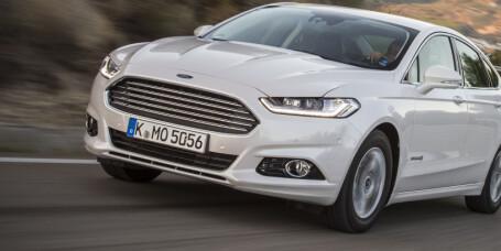 Ford Mondeo Hybrid blir 35.000 kroner billigere!