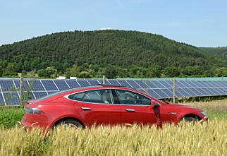 Bjørn Nyland vant Teslas vervekonkurranse