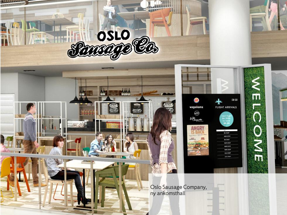 Oslo Sausage Company: Norske pølsetradisjoner og kultur kombinert med gourmet-pølser.