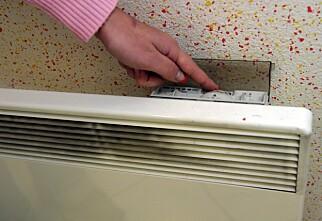 Lønner det seg å senke temperaturen?