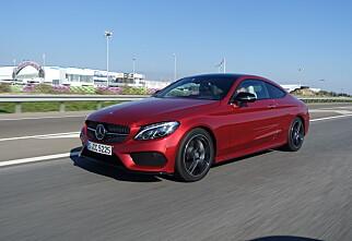 Testet: Mercedes-Benz C-klasse Coupé