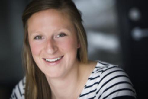 Anna Barnwell, markedssjef for bolig i Enova Foto: ENOVA