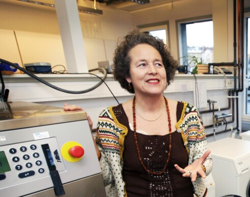 Ingun Grimstad Klepp, forsker ved Statens institutt for forbruksforskning (Sifo). Foto: NILS BJÅLAND/VG/NTB SCANPIX