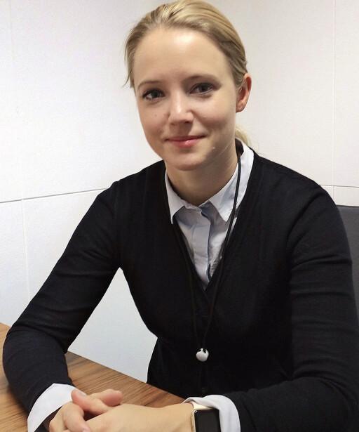 KAN PRISER: Norgessjef Carolina Appelqvist i Prisjakt. Foto: PRISJAKT