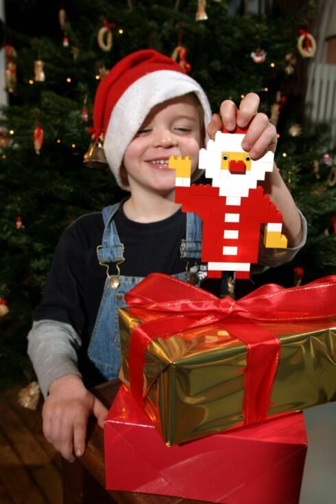 LEGO:  En Lego-kalender kan fint tilpasses de fleste aldersgruppene. Foto: COLOURBOX