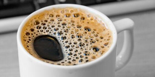 image: Lei av dårlig jobbkaffe?