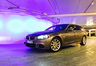 Politiet går for BMW