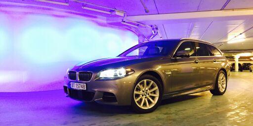 image: Politiet går for BMW