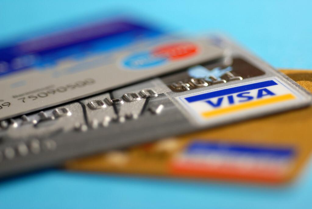 <b>LIKE VILKÅR:</b> Debet-kort fra Visa skal ha samme vilkår som kredittkort om du får problemer etter betaling. Foto: ALL OVER PRESS