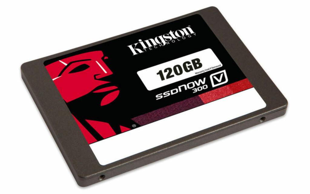 Denne SSD-en koster fra 479 kroner. Foto: PRODUSENTEN