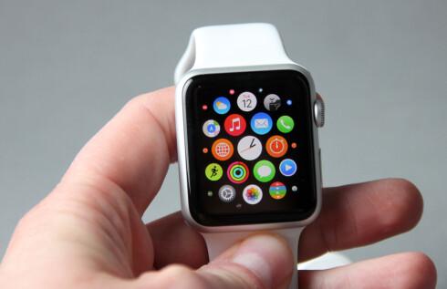 Årets smartutstyr: Apple Watch Foto: PÅL JOAKIM OLSEN