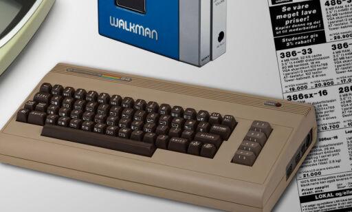 image: Hva ville en Commodore 64 kostet i dag?