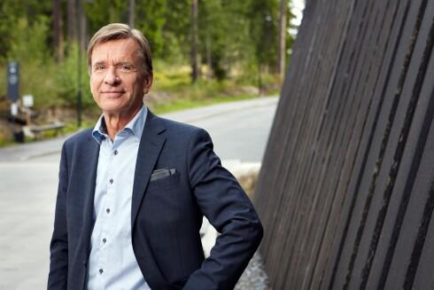 ANNONSERER ELEKTRIFISERING: Håkan Samuelsson er toppsjef i Volvo Cars. Foto: VOLVO