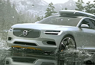 Volvo blir elektrifisert