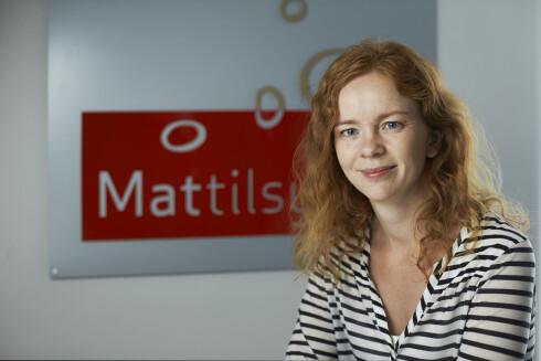 Julie Tesdal Håland er seniorrådgiver i seksjon for fremmedstoffer og EØS i Mattilsynet. Foto: MATTILSYNET